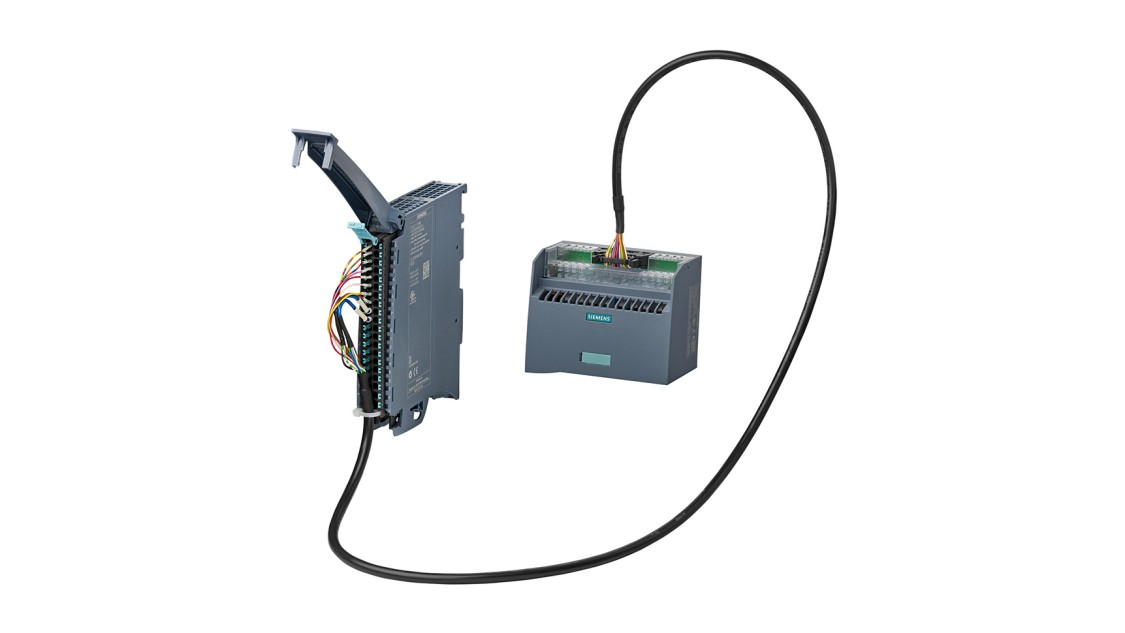SIMATIC TOP connect універсальний кабель з SIMATIC S7-1500 (25 мм)