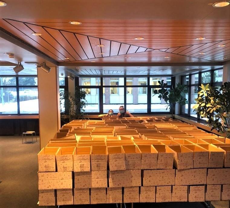 Logistikcenter von Restaurant Services am Standort Nürnberg