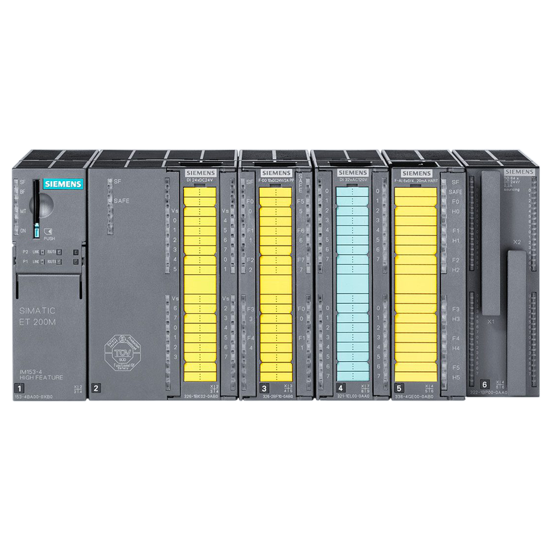 USA | SIMATIC ET 200M Modular I/O Station