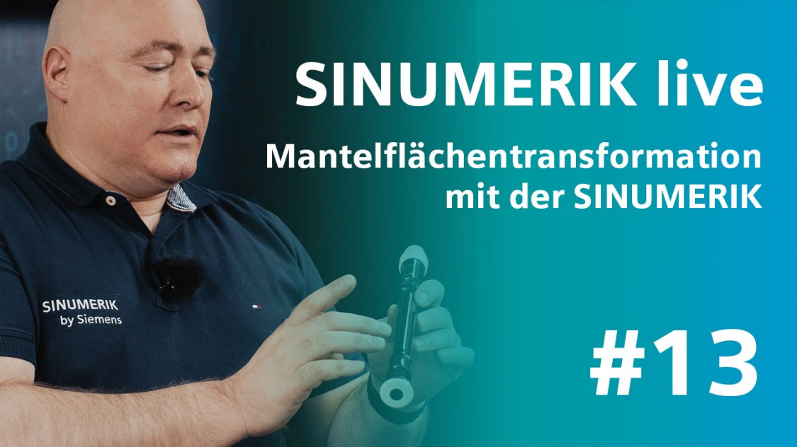 SINUMERIK live 8