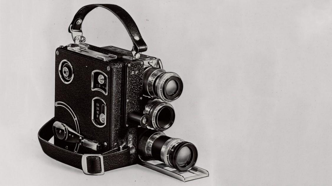 Камера D производства «Сименс», 1936 год