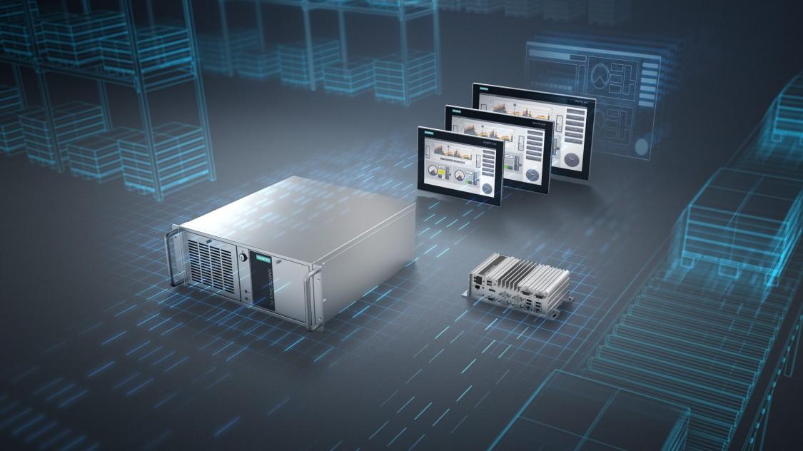 Produkty a řešení SIMATIC na bázi PC