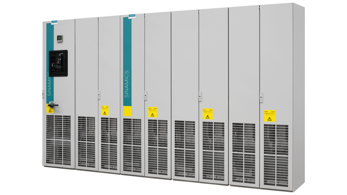 sinamics s120cm high performance cabinet modules