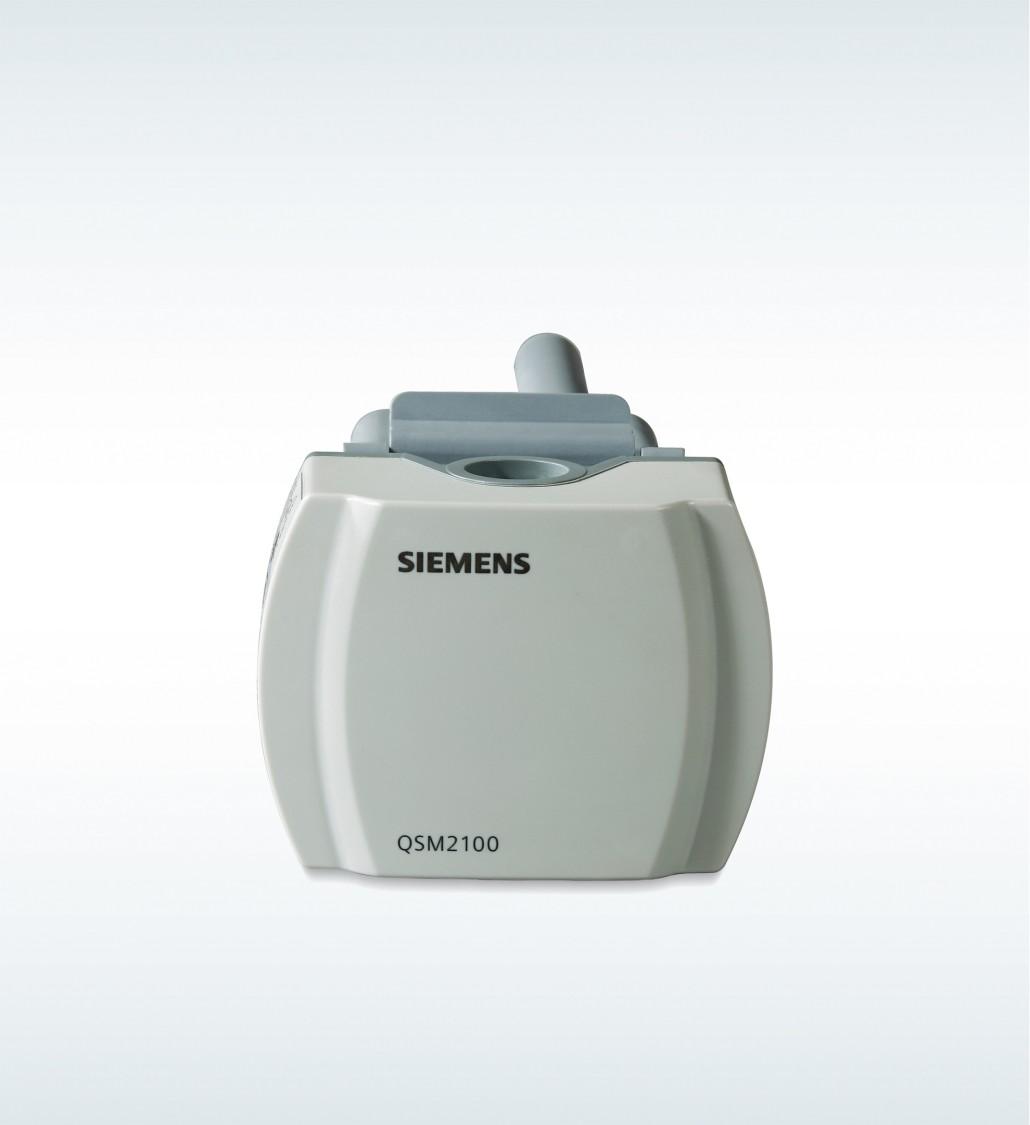 A Siemens légcsatornába építhető szállópor-érzékelői a legkisebb káros részecskéket is érzékelik az épületekben