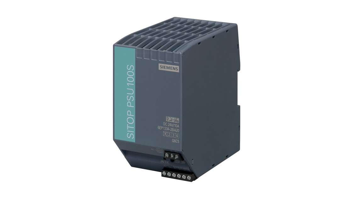 Product image SITOP PSU100S, 1-phase, DC 24 V/10 A