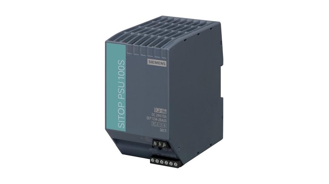 Produktbild SITOP PSU100S, 1-phasig, DC 24 V/10 A