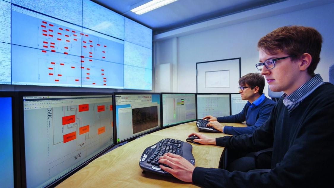 Центр динамического управления энергосистемой, Ильменау