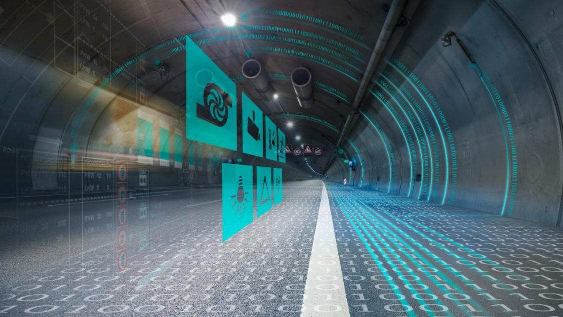 Gotthardtunnel - Weltspitze dank Automatisierung