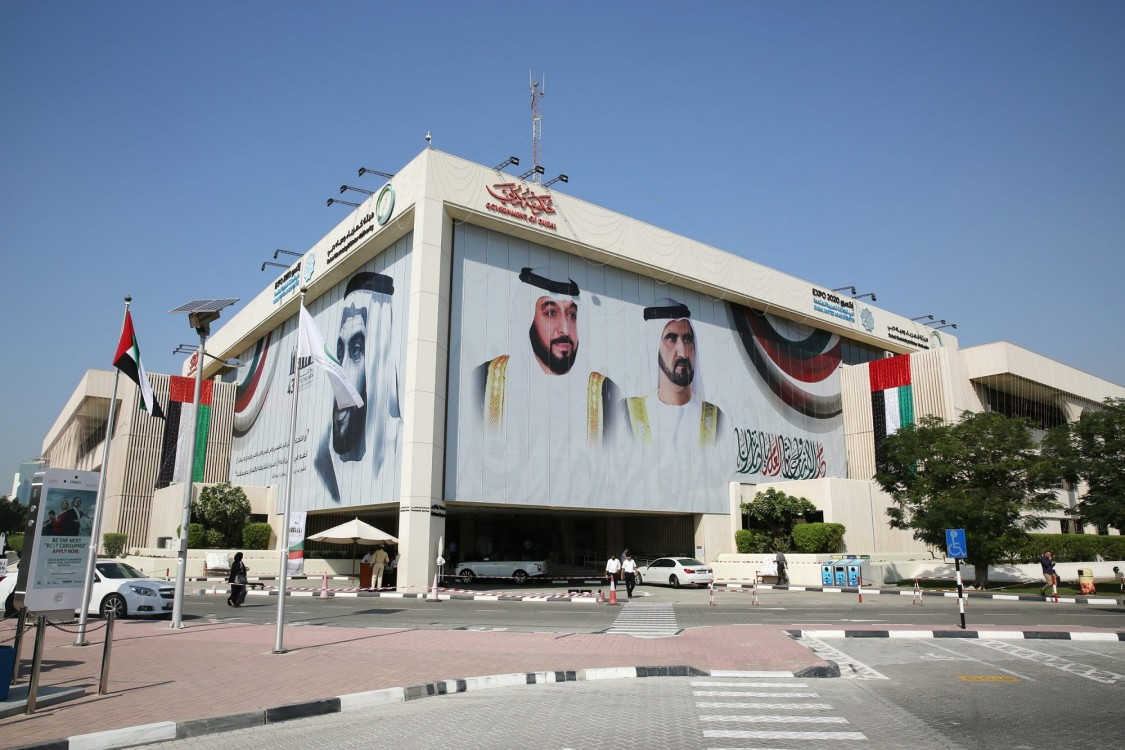 Betrouwbare stroomvoorziening voor Dubai Electricity and Water Authority (DEWA)