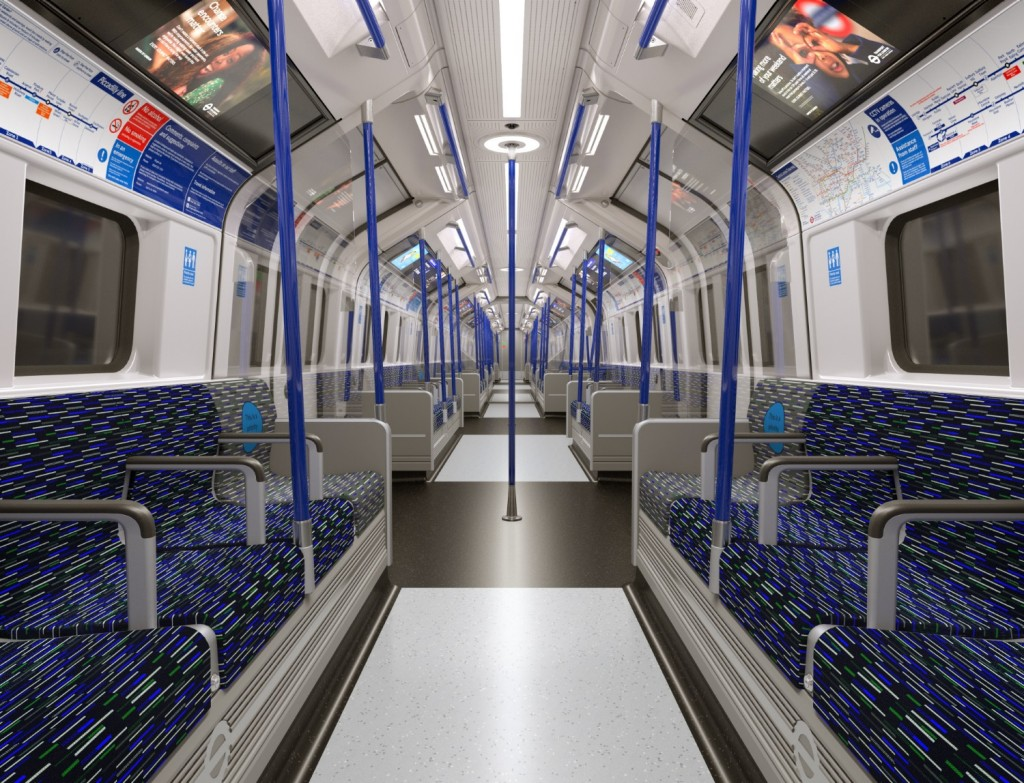 Transport for London and Siemens Mobility unveil detailed design of new Piccadilly line trains