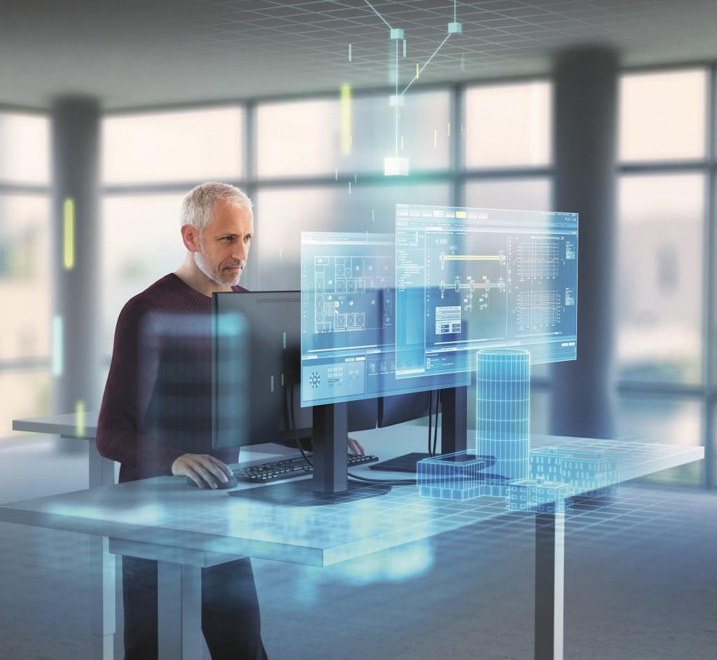 Siemens introduceert vernieuwd Desigo CC-platform voor het beheer van alle gebouwgroottes