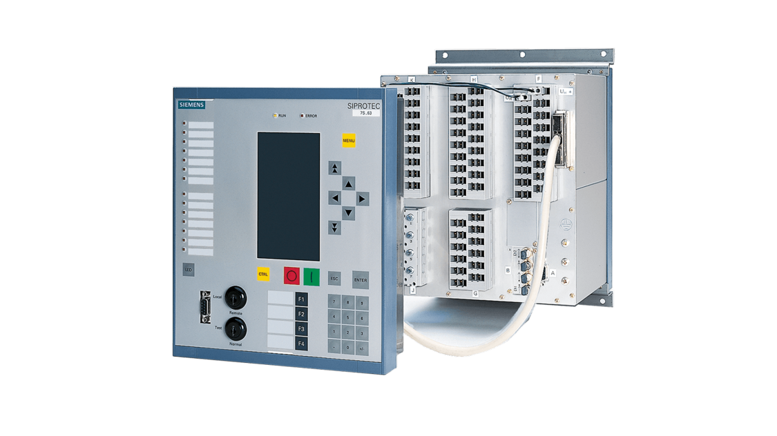 Distance protection for all voltage levels – SIPROTEC 7SA64