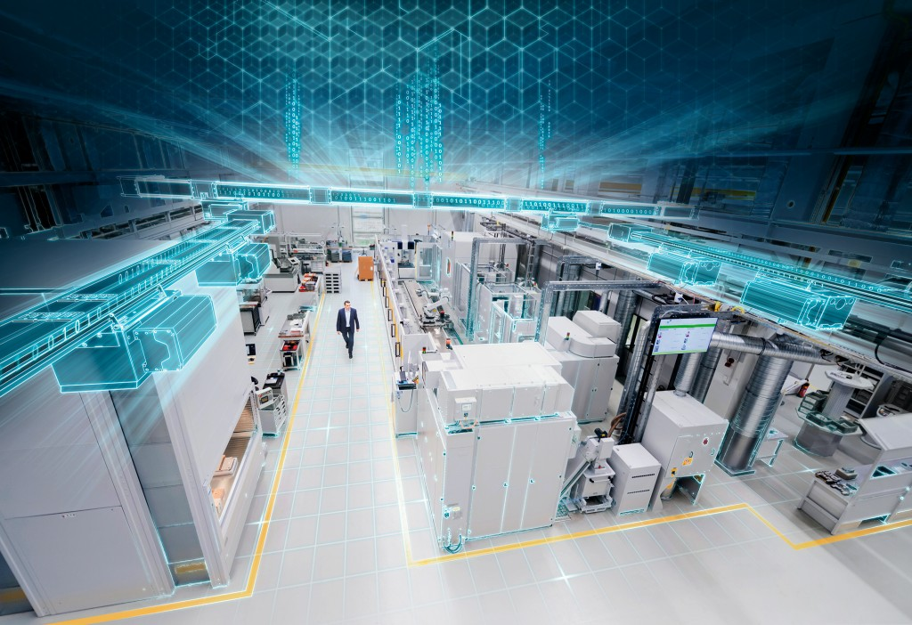 Siemens presents new form of data transmission for busbar trunking systems