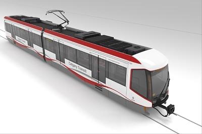 Véhicules légers sur rail S200 de Siemens