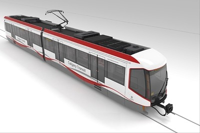 Siemens S200 light rail vehicle