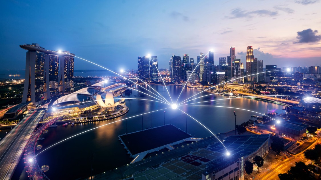 Singapore: The world's smartest nation by 2030