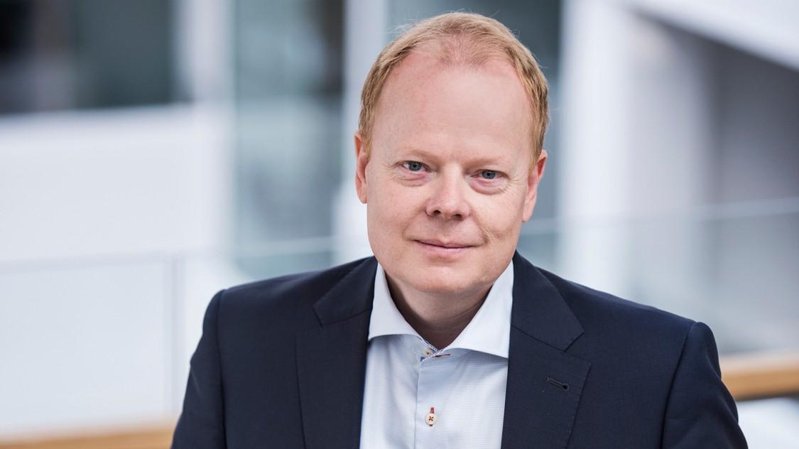 Bjarne Lykke Sørensen er udnævnt til ny CEO for Siemens A/S