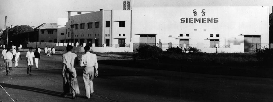 Siemens in Indien