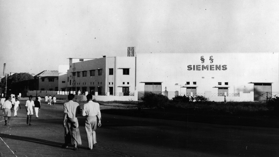 Siemens in Indien, Worli 1965