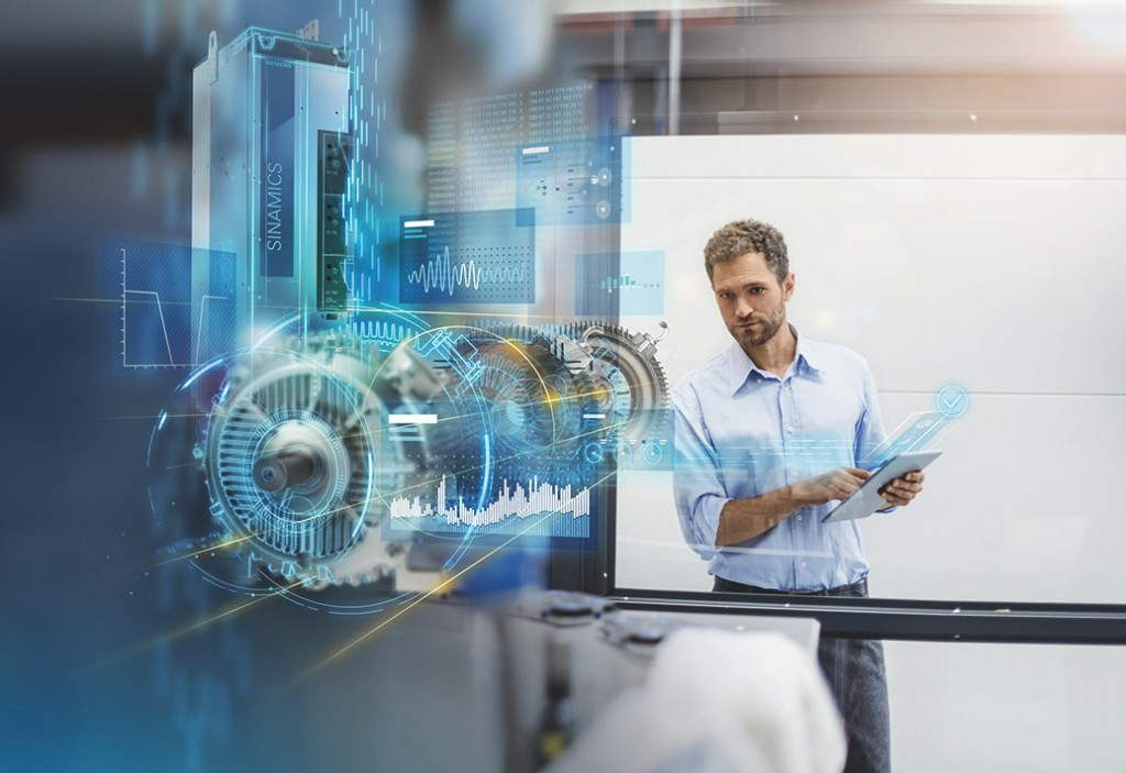 Mindsphere app Predictive Service Assistance uses artificial intelligence to optimize maintenance efficiency of drive systems