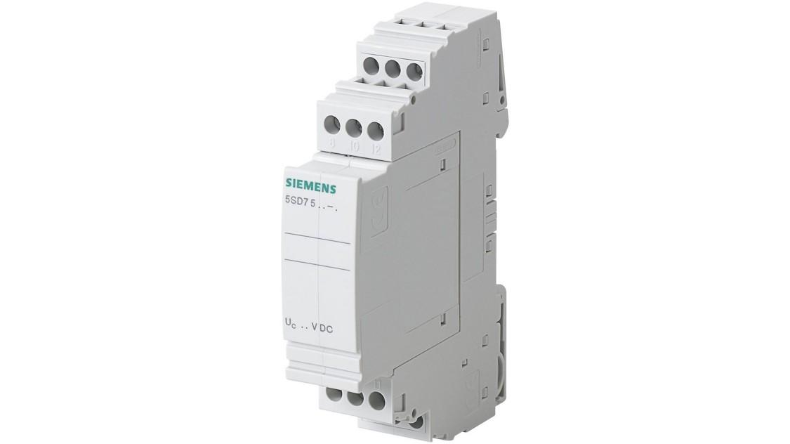 Обмежувачі перенапруги 5SD7, тип 3 для захисту електронних пристроїв