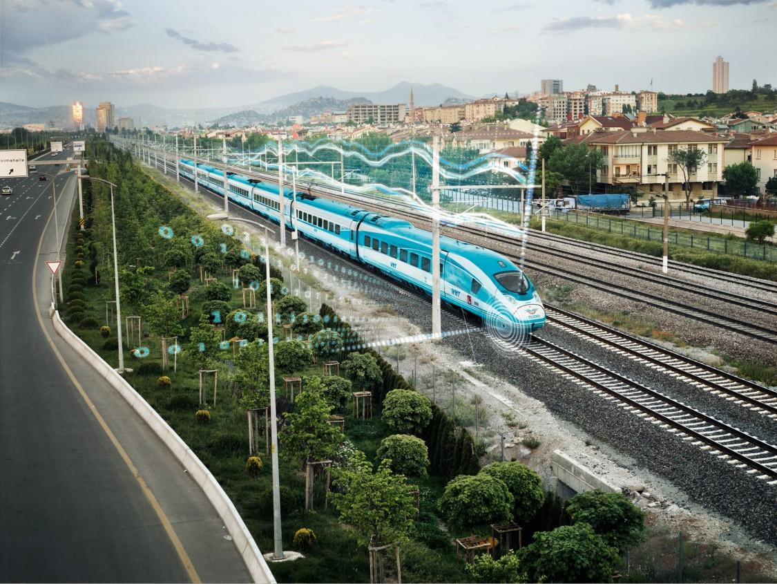 Siemens mobility train