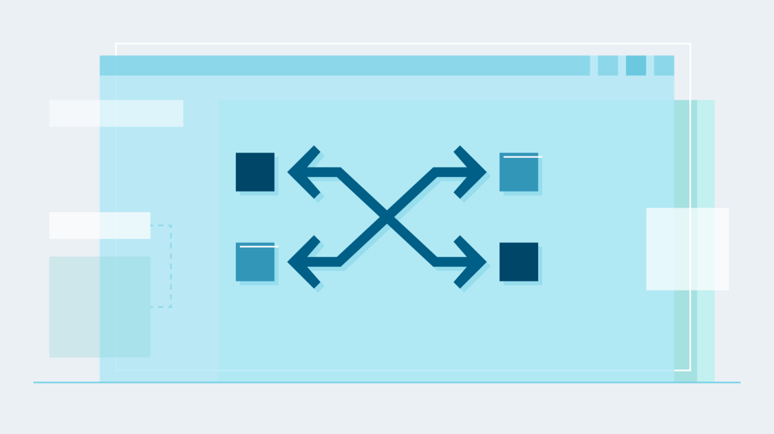 Icon für IT-Schnittstellen