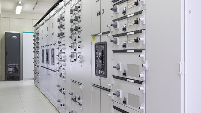 SIVACON S8 low-voltage switchboard for E-houses
