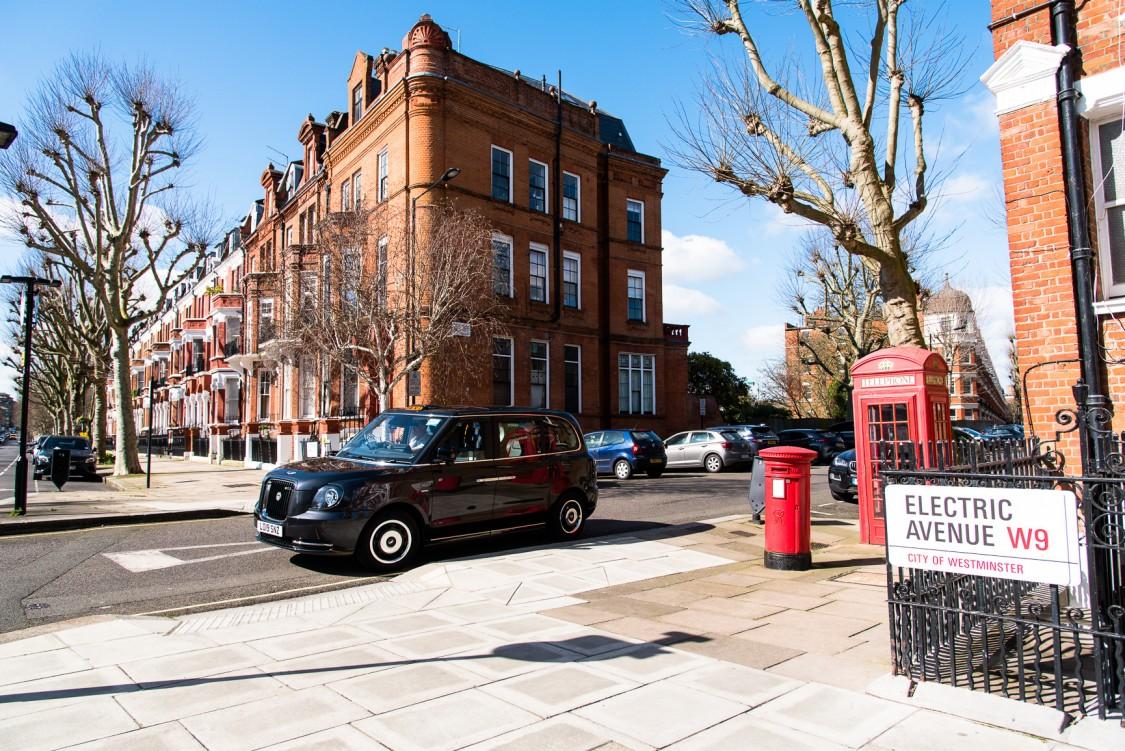 Elektromobilität für London