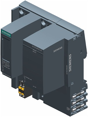 Profinet 3-Port Interface Module With Integrated Switch