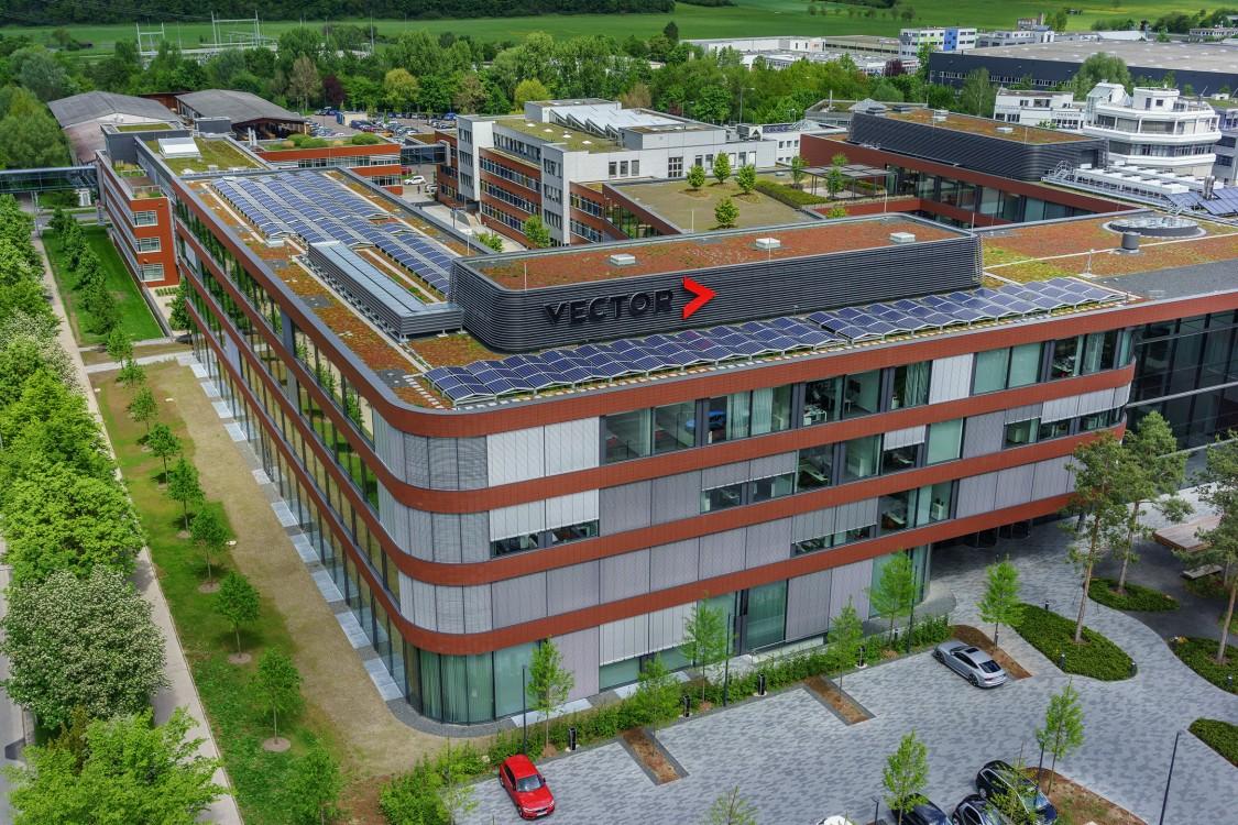 Siemens Gebäudetechnik bei Vector Informatik