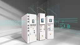 Gas-insulated switchgear for primary distribution systems