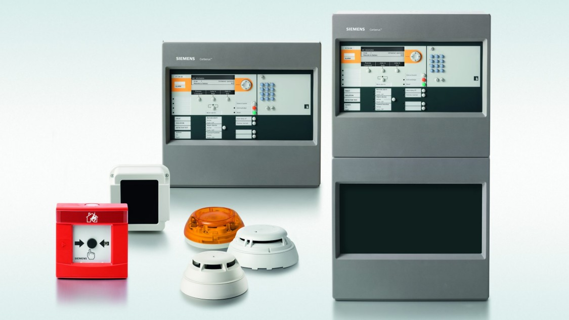 Cerberus Pro fire safety system