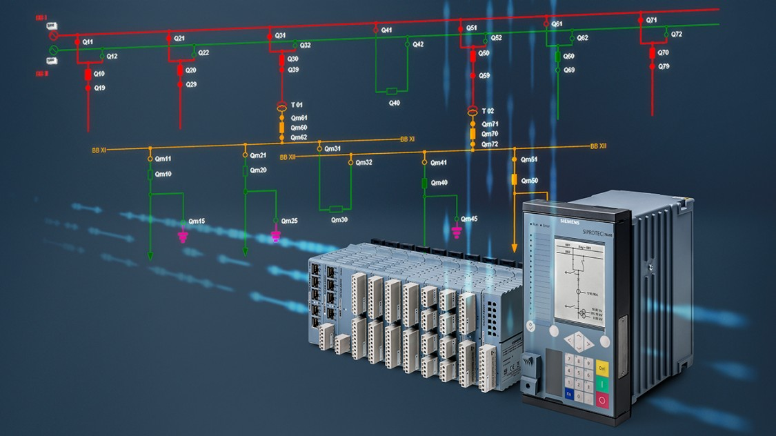 Energy Automation Products - Substation Automation