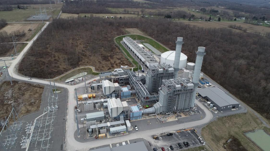 Hickory Run Energy Center