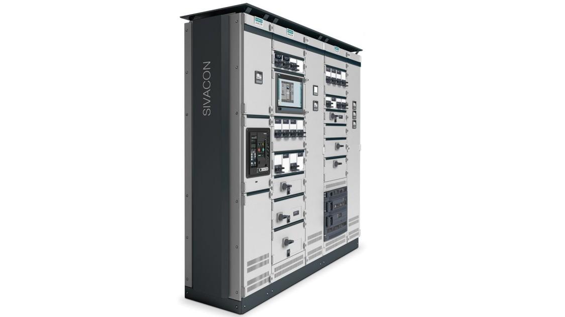 Применение SIMOCODE pro в шкафах управления электродвигателями SIVACON S8