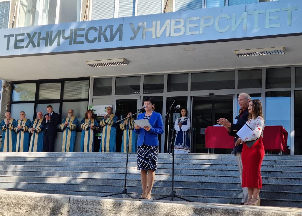 manolova-speech-TU-Varna