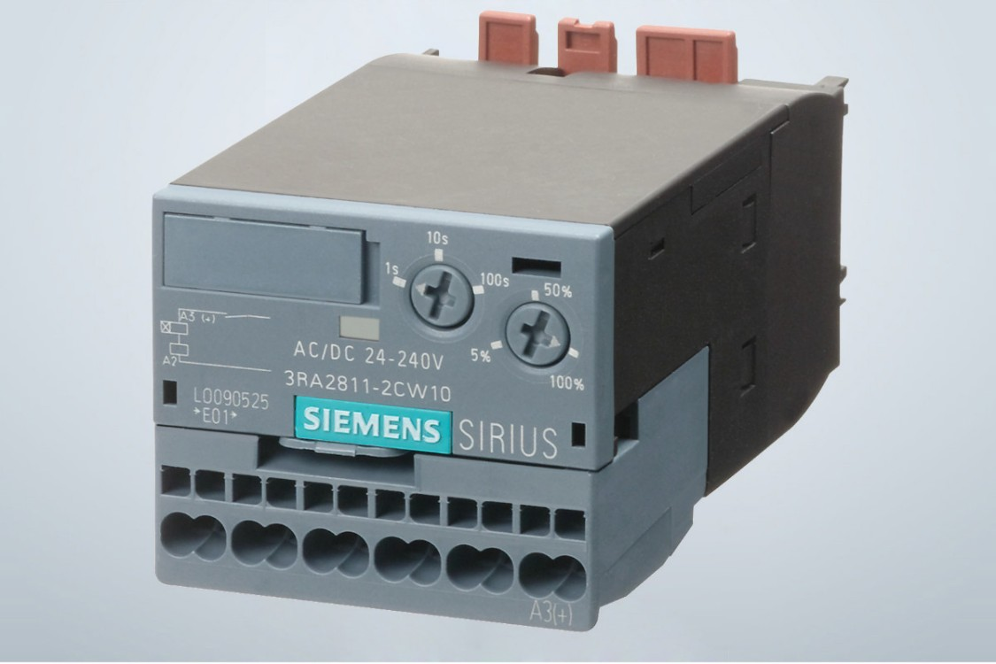 Timing relay SIRIUS 3RA28