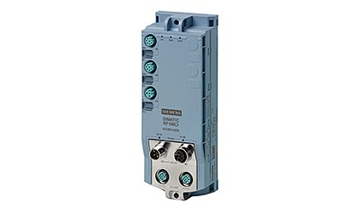 Siemens paves the way for High Frequency RFID cloud connection by launching two more new communication modules on the market: the Simatic RF186CI (image) and RF188CI.