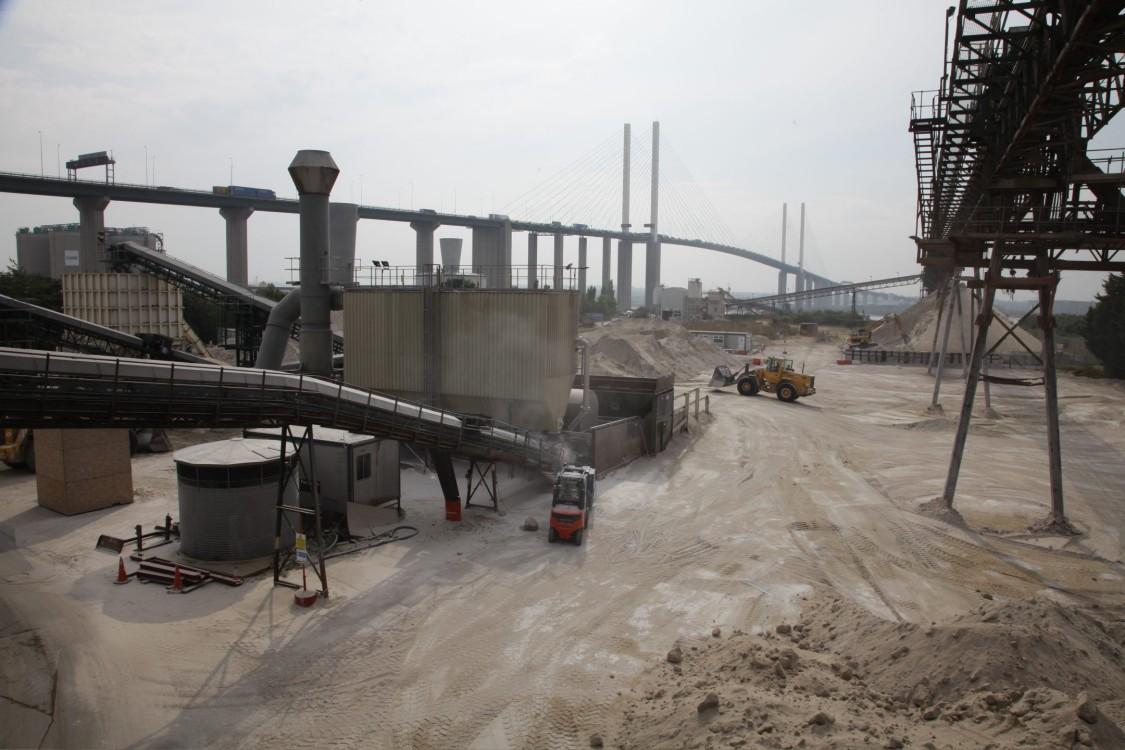 Kanada, Cement, SITRANS DS III