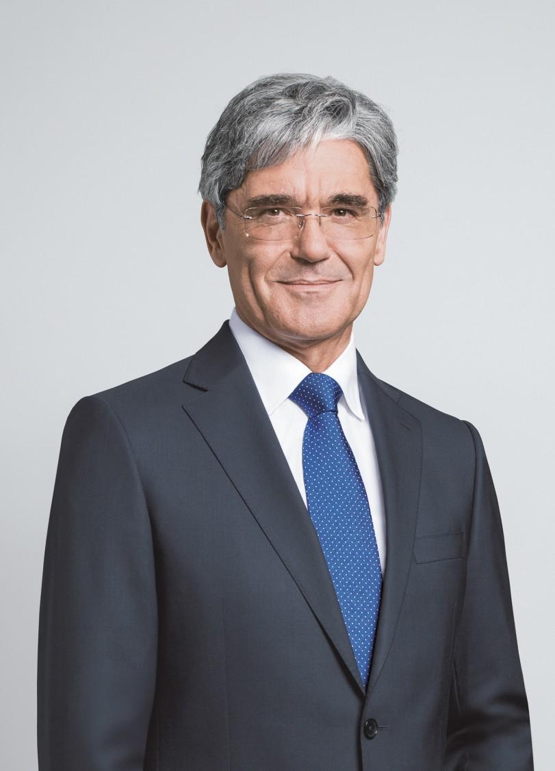 Joe Kaeser, prezes zarządu Siemens AG
