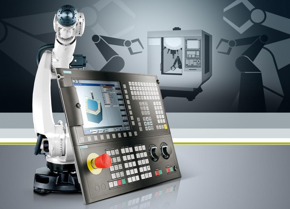 SINUMERIK CNC controllers
