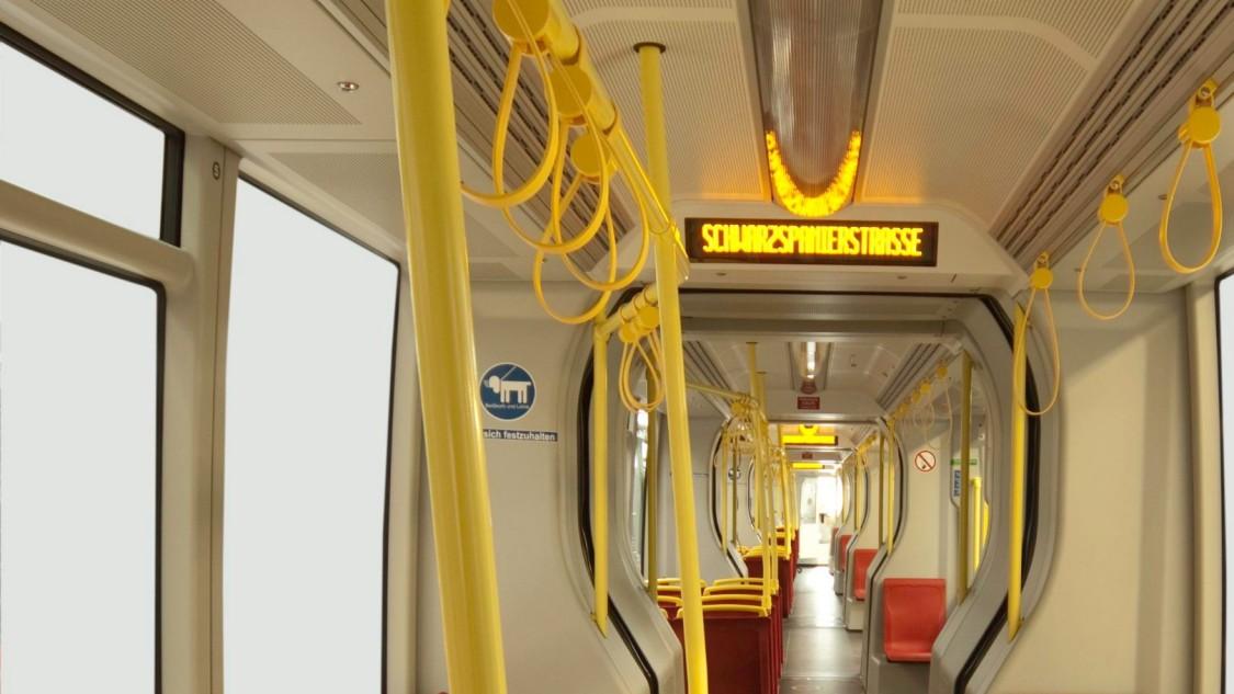 ULF Viena - menor altura de entrada do mundo