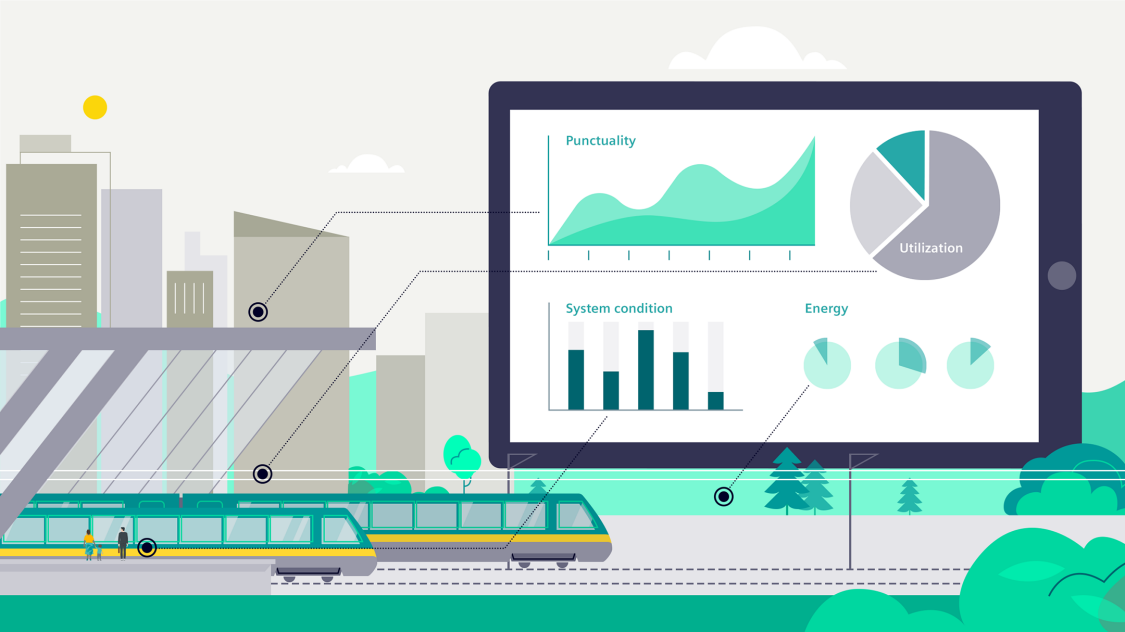 Making infrastructure intelligent with our mass transit solutions