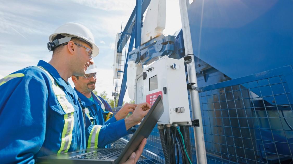 Благодаря SIMATIC RTLS оптимизируется периодичность техобслуживание и повышается качество сервиса