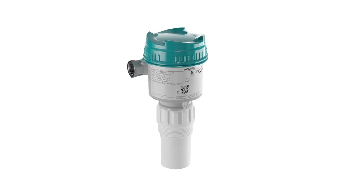 SITRANS Probe LU240 ultrasonic transmitter