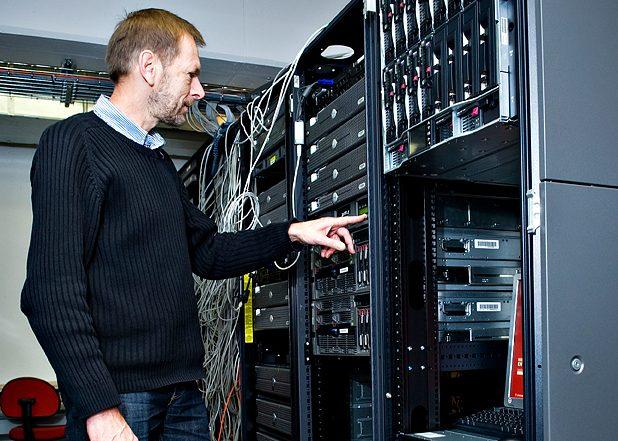 Siemens brandsikrer DHI mod katastrofalt tab af uvurderlige data