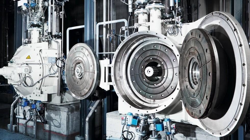 Приклади успішного використання низьковольтних електродвигунів Siemens: