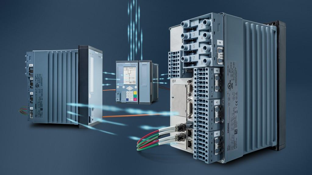 Siemens liefert Prozessbustechnologie für Hochspannungs-Umspannwerk in Peru
