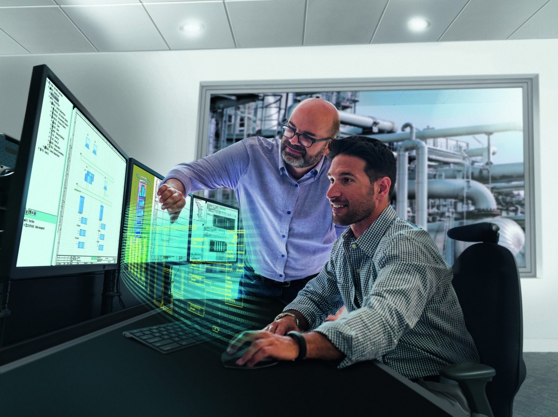 USA | PCS 7 Distributed control system